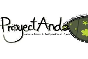 Logo proyectando